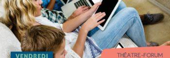 Soirée débat : les écrans et la famille !