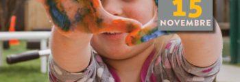 Soirée débat : A petit pas vers l'art : créer, s'émerveiller pour grandir