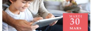 Soirée parentalité : les écrans et les réseaux